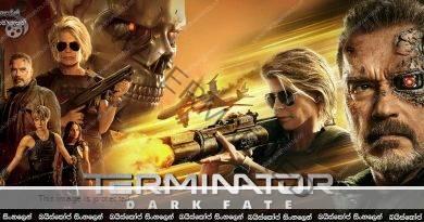 Terminator: Dark Fate (2019) | අනාගත ලොවෙන් පැමිණි බිහිසුණු ඝාතක යන්ත්රය…