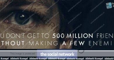 The Social Network (2010) | මූණුපොතේ ඇත්ත කතාව…