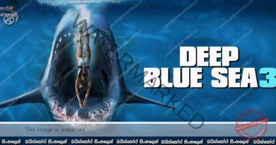 Deep Blue Sea 3 (2020) | ගැඹුරු නිල් මුහුද 3 [Bluray Updates]
