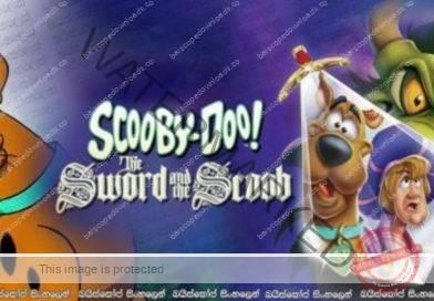 Scooby-Doo! The Sword and the Scoob (2021)   අඳුරු අතීතයකට චාරිකාවක් !