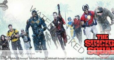 The Suicide Squad (2021) | ස්ටාර්ෆිෂ් ව්යාපෘතිය [18+] [Bluray Updates]