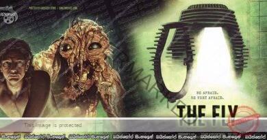 The Fly (1986) | මැසි මිනිසා  [18+]