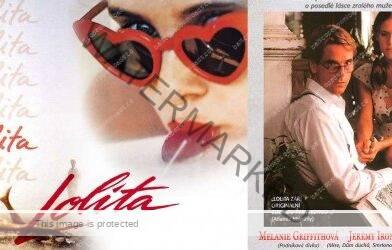 Lolita (1997)   සම්මතයෙන් එහා.. (18+)